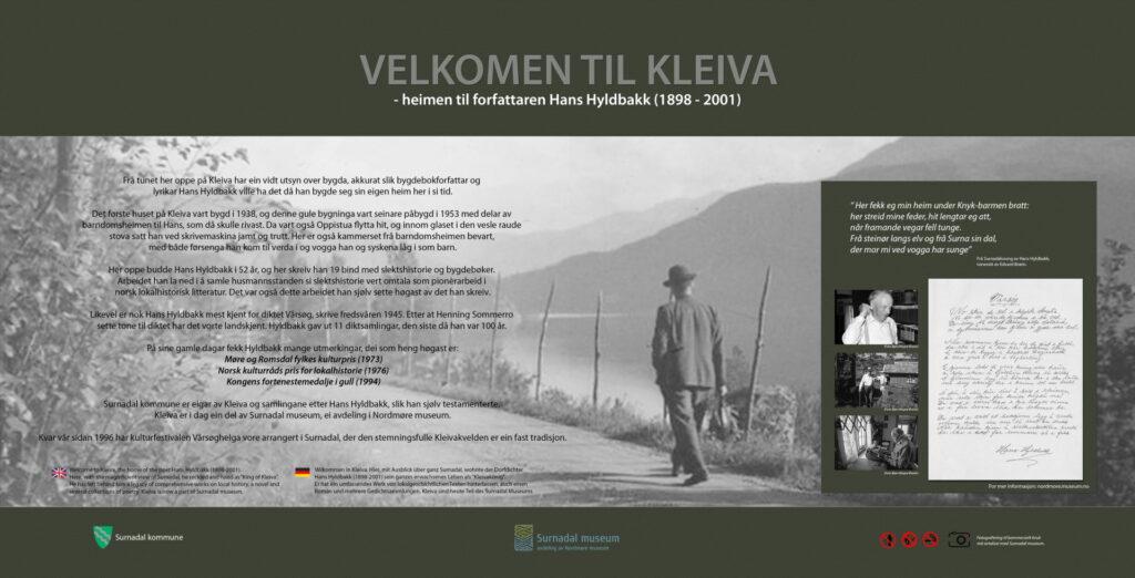 Plakat for Kleiva