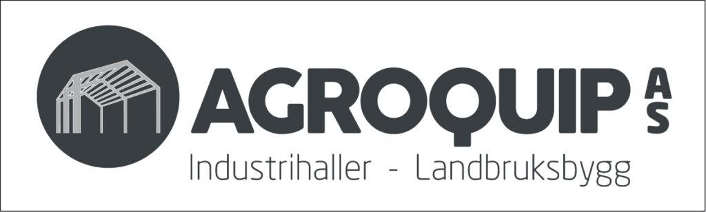 Logodesign Agroquip Industrihaller